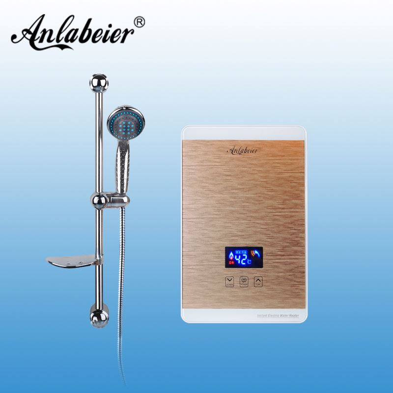 No waiting time tubular electric water heater for domestic