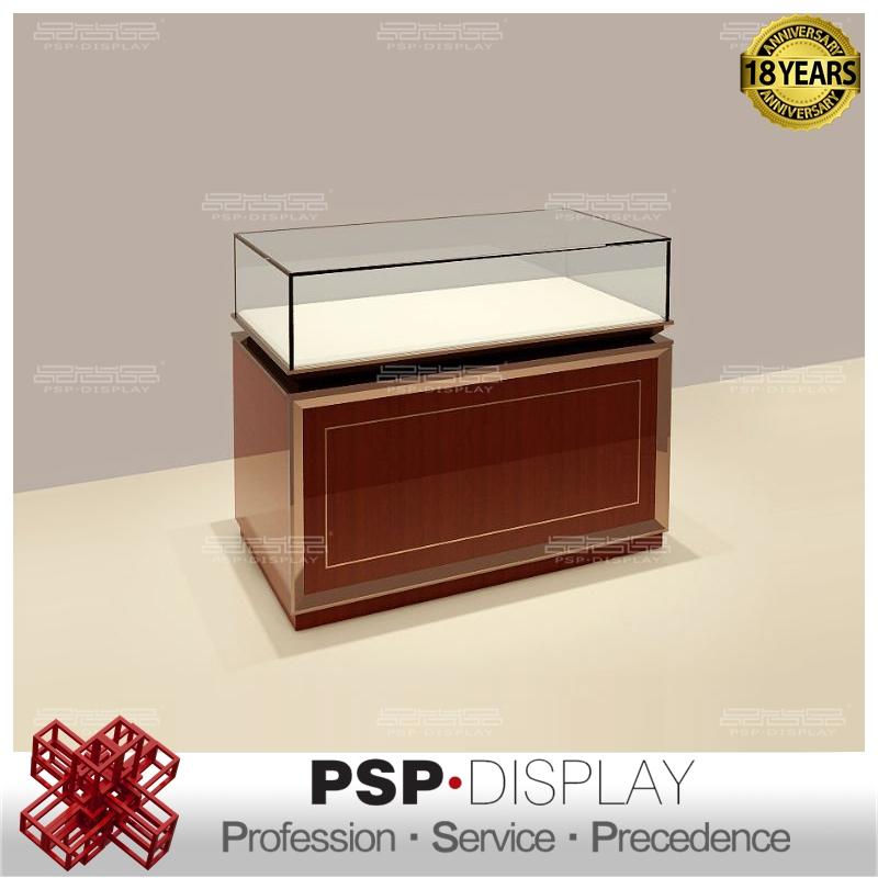 Aangepaste retail winkel glas muur verzonken sieraden kast ontwerp sieraden display en - Aangepaste kast ...