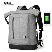 58889082c0e Modieuze MR6875 Waterdichte Anti Diefstal USB Opladen Rugzak Laptop Tassen  met Bagage Locking Strap
