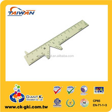 Customized High Quality Plastic PD ophthalmic ruler