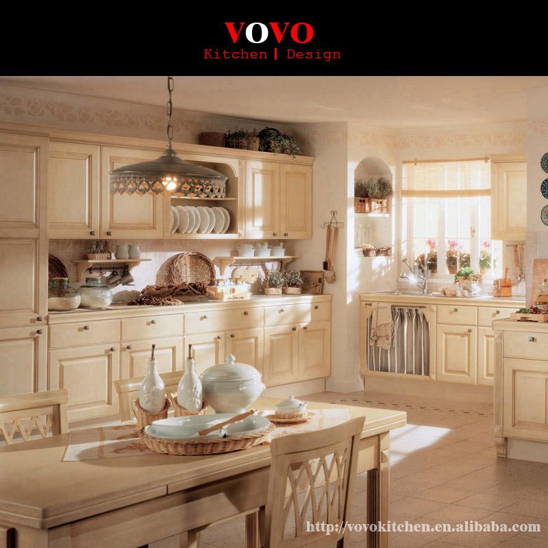 Knockdown Kitchen Cabinets: الراقية نهدم خزائن المطبخ في اللون الأبيض-خزائن المطبخ