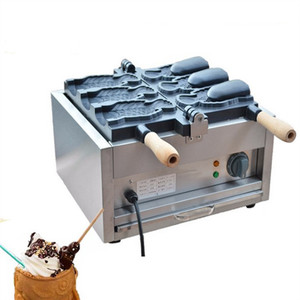 Most selling products Top Sales Electric type fish waffle maker / taiyaki making