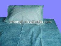 non woven disposable pp bed sheet (086b)