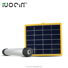 75 Hours work time 600LM solar power outdoor LED flood light solar bicycle light