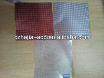 Int rieur d coration murale mat riau panneau composite aluminium panneau en - Panneau decoration murale ...