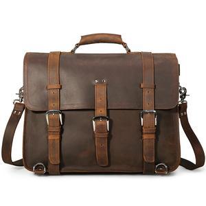 f55fd23d4f Western Leather Briefcase