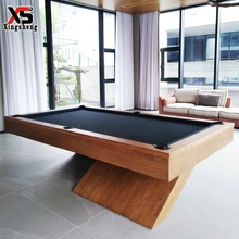 High-end 9ft 8ft X disegno delle gambe in legno massello e slate <span class=keywords><strong>biliardo</strong></span> <span class=keywords><strong>tavolo</strong></span> <span class=keywords><strong>da</strong></span> <span class=keywords><strong>biliardo</strong></span>