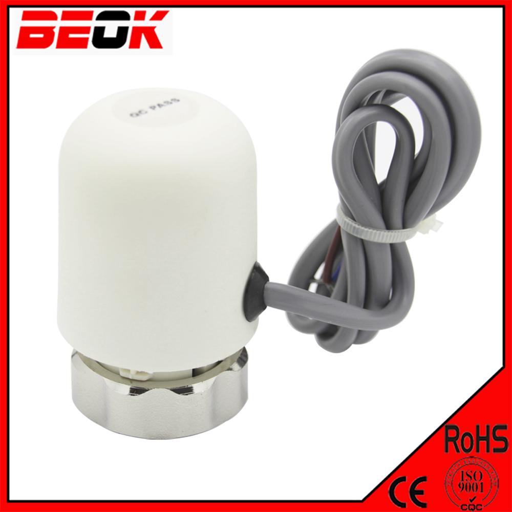Actuador el ctrico 230 v para el sistema de calefacci n - Calefaccion suelo radiante electrico ...