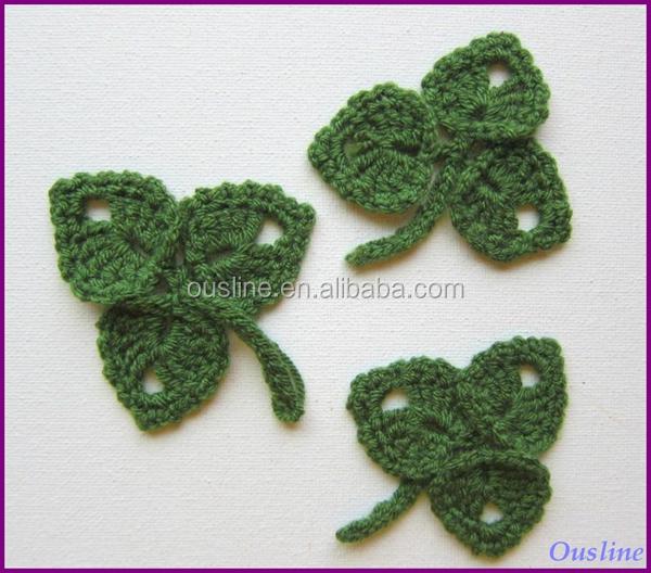 Maple Leaf Green Crochet Patterncotton Crochet Buy Cotton Crochet
