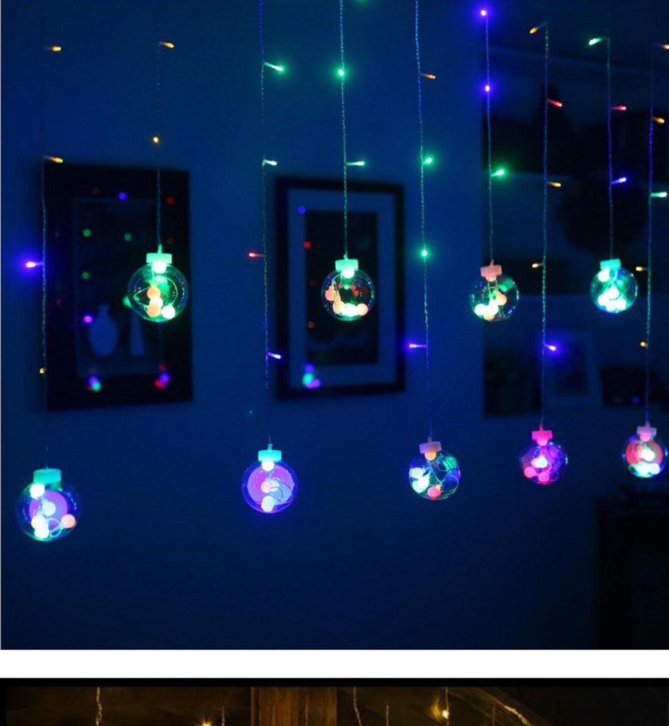 Special Section 10m 100leds Ac220v Colorful Holiday Led Lighting Waterproof Outdoor Decoration Lights Fairy Xmas Garland Led String Light Led String