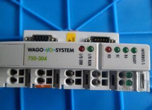 USED 100% TESTED WAGO Bus 750-304