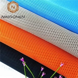 CHINA SUPPLIER Eyelet air spacer fabric comfortable breathable mesh 3d fabricbreathable polyester sandwich