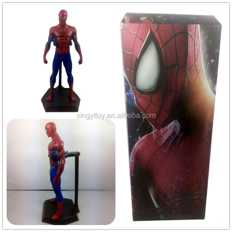 "Crazy Toys Marvel The Amazing Spiderman 2 Spider-Man 10"" toy action Figure"
