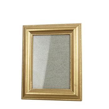 Customized Multi Size Mdf Gold Square Photo Frame