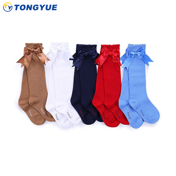 Ty 1188 Baby Girl Knee High Socks Knee Socks Baby Baby Knee High
