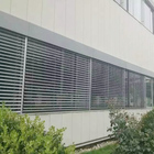 Clear Elegant Blackout Window Outdoor Track Blinds