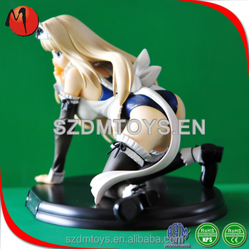 Hot Toys Japanese Sexy Girls Action Figures Pvc Model Toy Anime