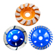 Turbo Diamond 90mm 100mm Grinding Cup Wheels For Granite Marble Concrete And Stone