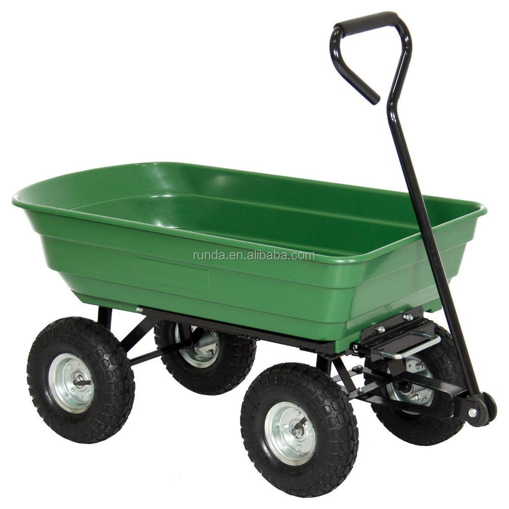 Dumping Wheelbarrow, Dumping Wheelbarrow Suppliers and Manufacturers ...