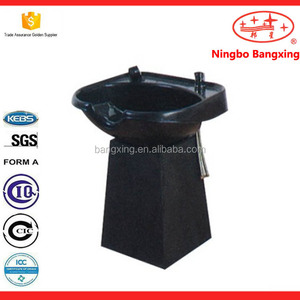 used salon furniture high quality shampoo bowls hair wash basin BX-6180