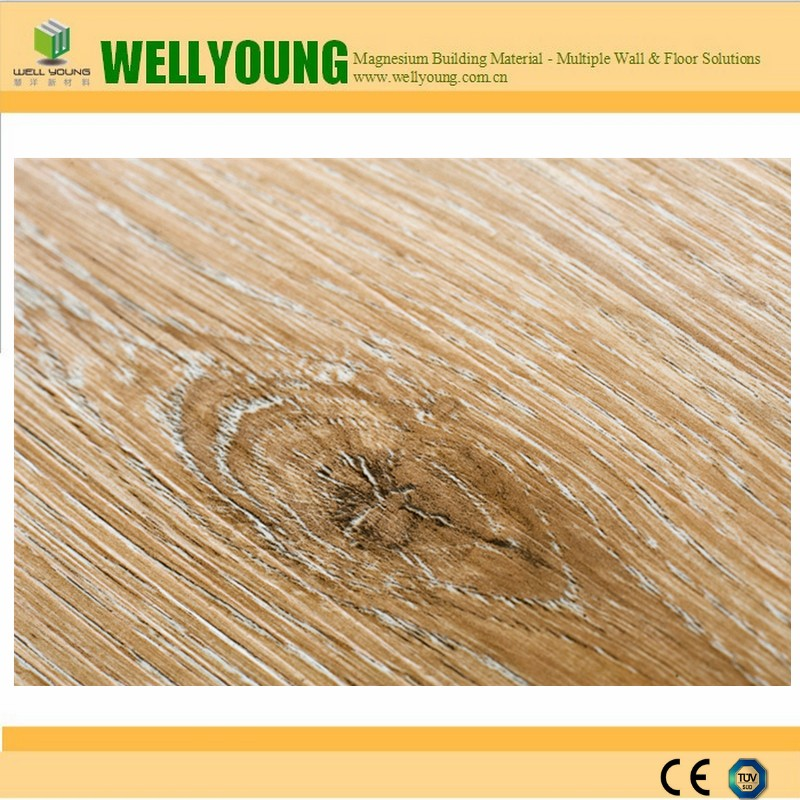 3d wood imitation self adhesive tile for old kitchen renovation