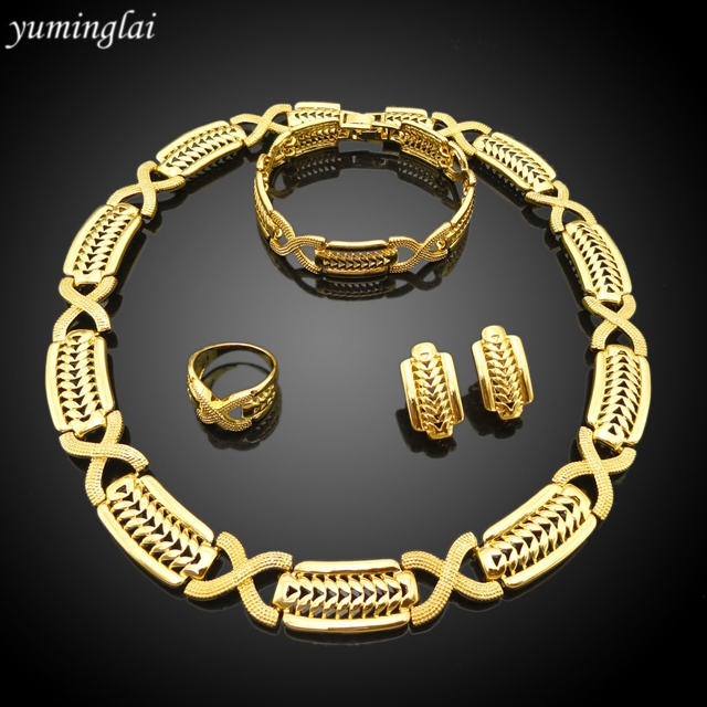 Popular cheap Fashion Jewelry Sets from China