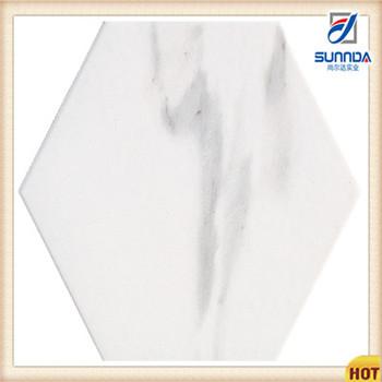 Beste Kwaliteit Vloertegels.Beste Kwaliteit Moderne Hexagon Marmeren Steen Mozaiek Vinyl Vloer Tegel Voor Zwembad Badkamer Winkelcentrum Buy Moderne Hexagon Marmer