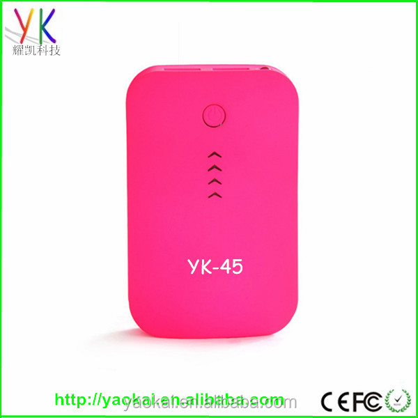 8400mAh power bank, dual output mobile Charger for mobile phones/tablet PC/other <strong>electronics</strong>
