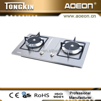 hw213l builtin two burner infrared gas steel gas stove best