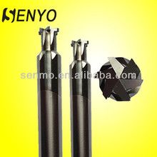 HRC55-CNC Tungsten Carbide T-slot milling cutters for aluminium