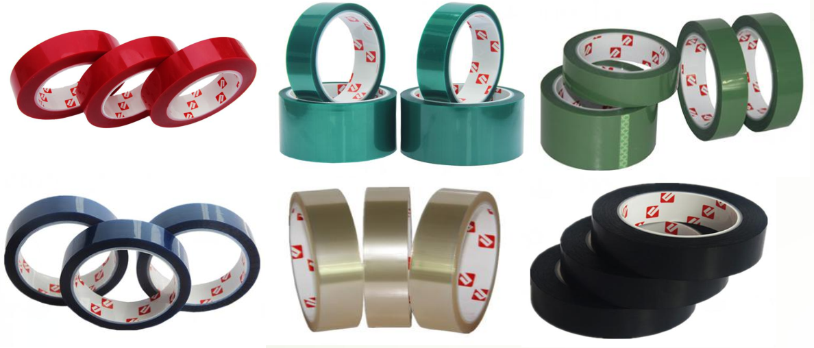 Golden Supplier ! Competitive Price Of Fixed Refrigerator PET Blue Tape