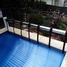 Stand People Electric Swimming Pool Cover With PC