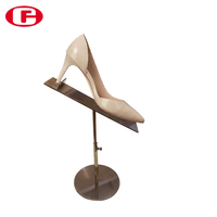 Shoe Store Metal Display Stand for Sale