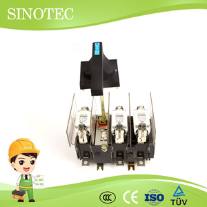 Isolation switch types open rotary 1600a