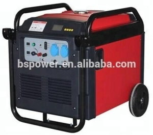 2500W Dual Fuel Gasoline&LPG Generator with Muitiple Functions