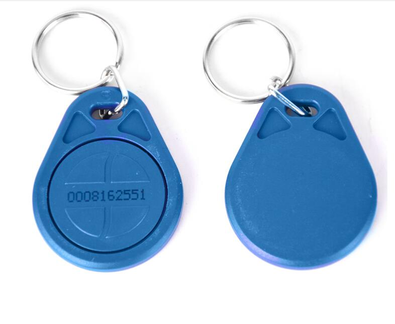 ID Entrance Guard Inductive Key Card (Blue Color) auto cd dvd pvc printer