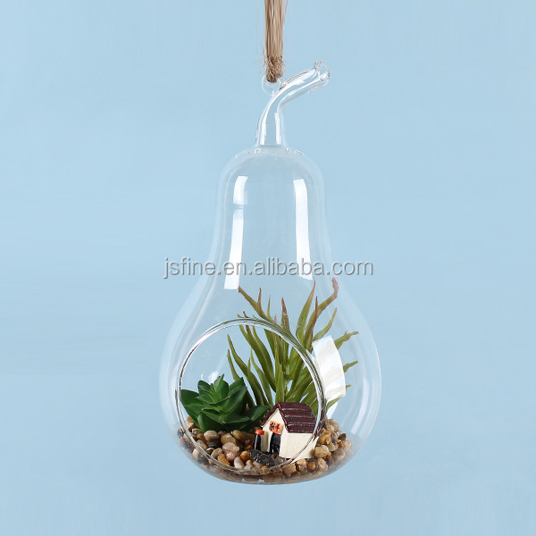 Hanging Pear Shaped Glass Vase, Hanging Pear Shaped Glass Vase Suppliers  And Manufacturers At Alibaba.com
