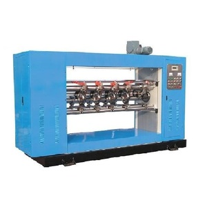 MJBD-1 corrugated cardboard slitter scoring machine cutting machine