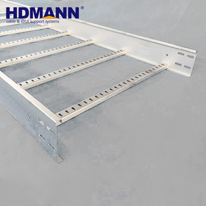 HDMANN Stainless Steel Ladder Type Cable Tray Cable Ladder Price List