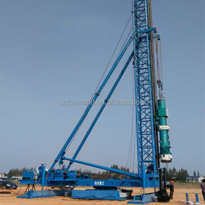 Source TWZGQ62A(B) pile driver Walking Piling Frame for pile