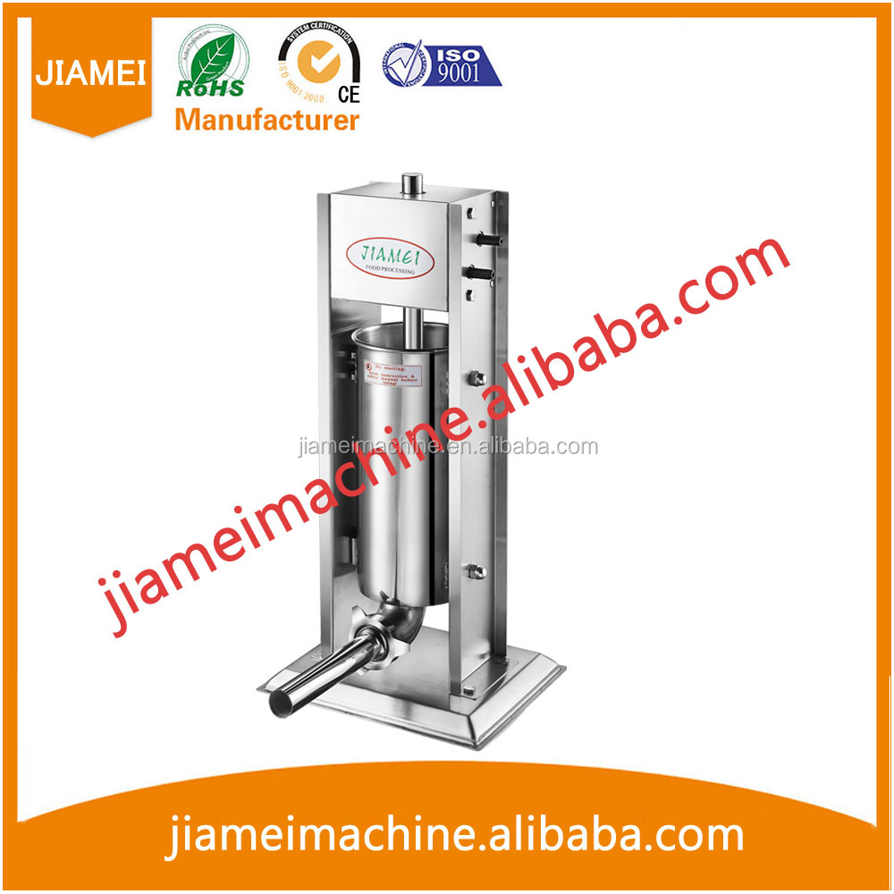 Hot sale shenzhen sausage filler machine enema sausage stuffer parts 5L