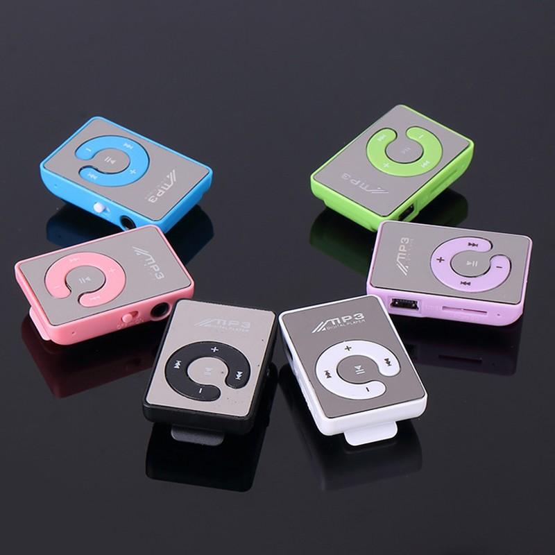 New Mini Clip USB Digital Mp3 Music <strong>Player</strong> Sport MP3 With Memory TF Card Slot MP3 <strong>Player</strong> ( Only a <strong>player</strong> without USB )