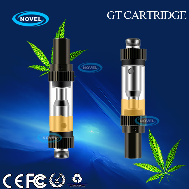 HOT Wholesale Quartz Vape Pens top airflow Tank Hemp Oil Cartridge 510 Cbd Oil ATOMIZER