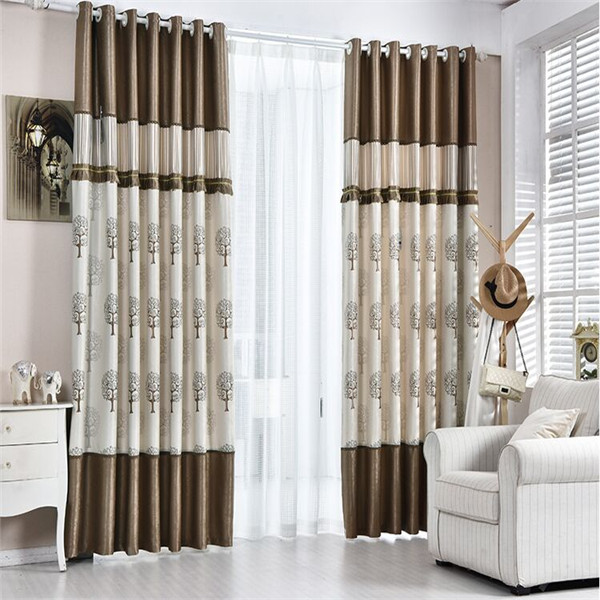 free pattern Drapery fabric window curtain