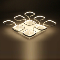 TPSTARLITE Fancy Light Fixture Ceiling Light Modern Living Room Ceiling Light