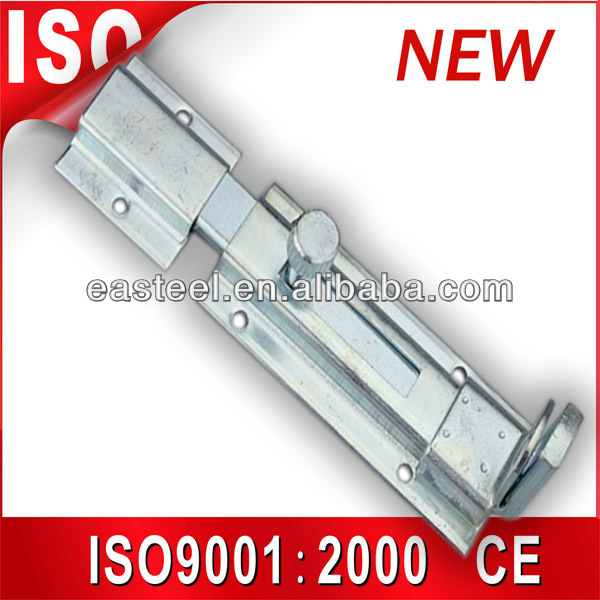 Zinc Plated Wooden Door Latch