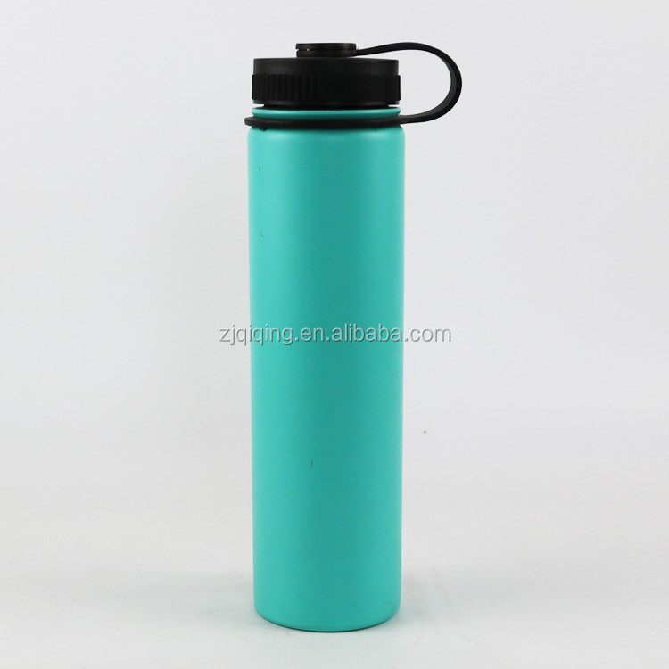 2016 New Style Customized Hydro Flask Double Wall/Insulated Stainless Steel Sports Drinking Water Bottle With Lid HF-29-1