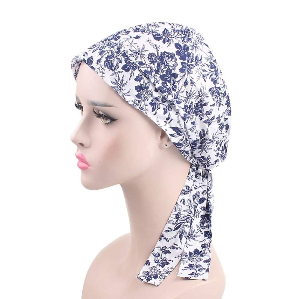 Get Quotations · Turban Hat Head Scarf for Women Girls Ladies c302a0f898e9