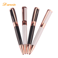 High Quality Metal Ball Pen With Ball Point Pen Custom Logo Souvenirs And Promotion Gifts