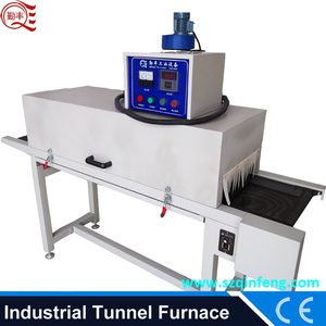 Hot selling IR tunnel kilns furnace for sale for automatic spray paint machine